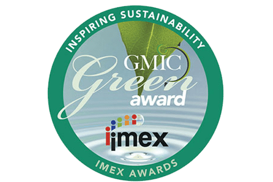 Green Award IMEX Norway - Travel with us - Inspiring Sustainability