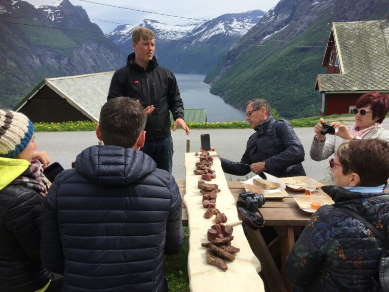 Authentic and Tailor-made Journey in Norway